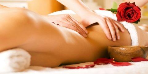 Акция на курс массажа